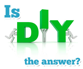 Is DIY the answer?