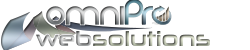 OmniPro Web Solutions Footer Logo